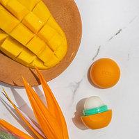EOS, Органический бальзам для губ, тропический манго, 7 г
