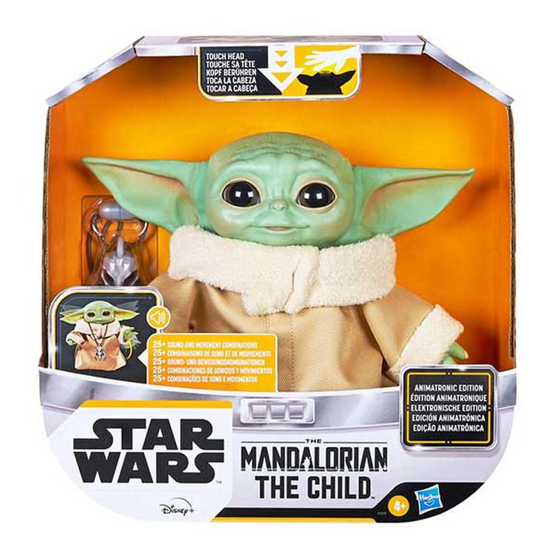 Аниматроник Baby Yoda (Бейби Йода, Грогу)