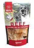 BLITZ 50г «ТРАХЕЯ РЕЗАНАЯ (трубка)» сублимированное лакомство для собак