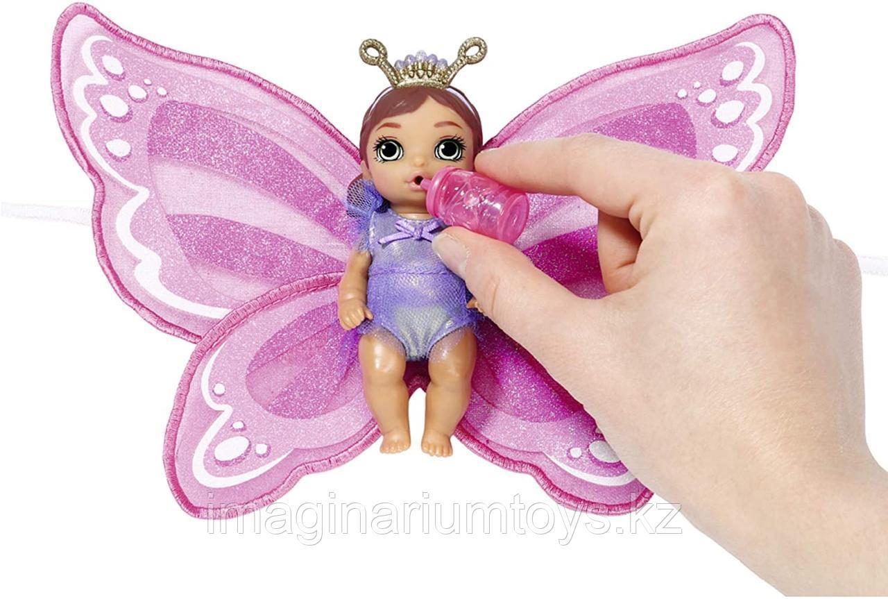 Кукла Baby Born Surprise серия 2 Бабочки оригинал - фото 3