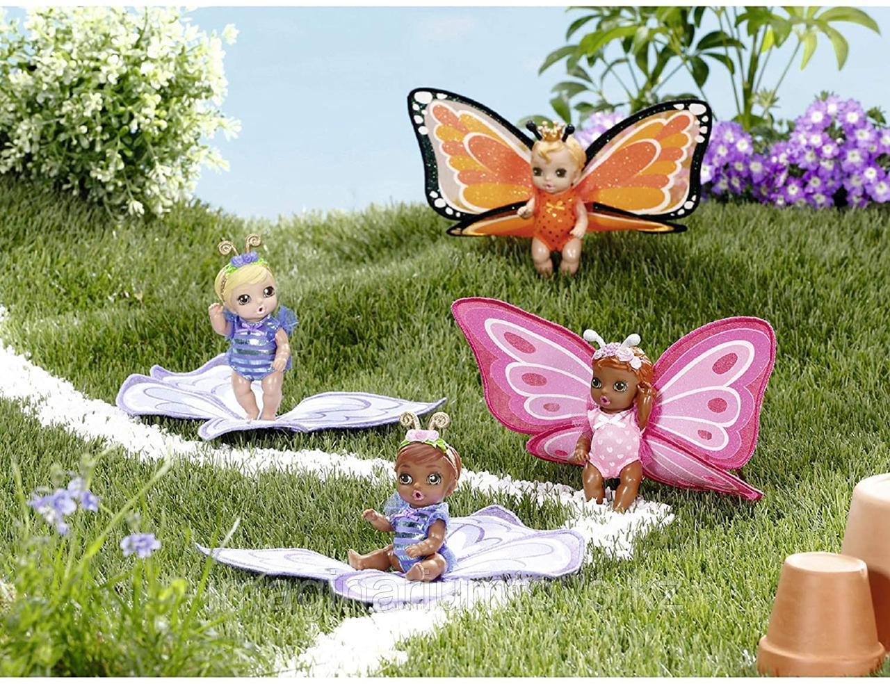 Кукла Baby Born Surprise серия 2 Бабочки оригинал - фото 5