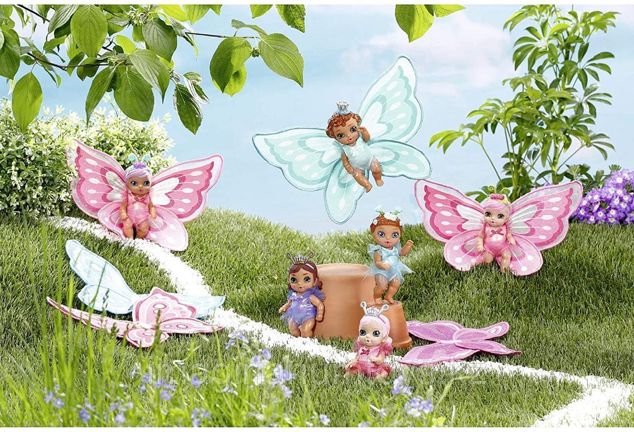 Кукла Baby Born Surprise серия 2 Бабочки оригинал - фото 6