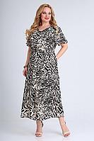 Женское летнее большого размера платье Jurimex 2480 54р.