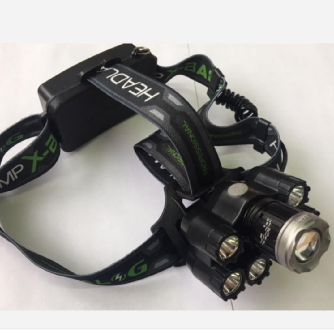 Налобный фонарь T75