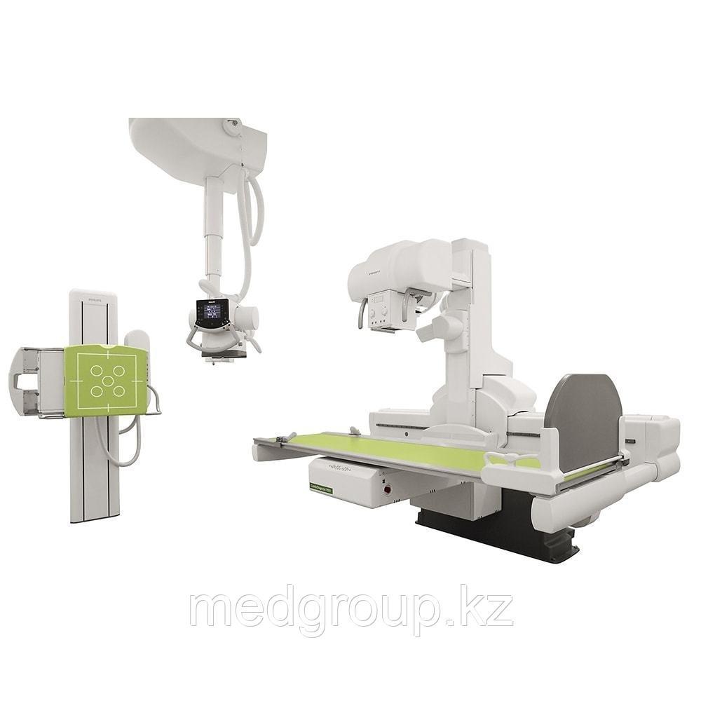 Многофункциональная цифровая система Philips CombiDiagnost R90