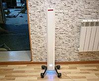 Бактерицидный рециркулятор воздуха передвижной ультрафиолетовый (30-100 м2)