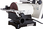 JDBS-5-M Тарельчато-ленточный шлифовальный станок, фото 5