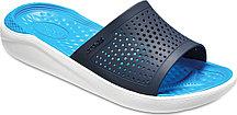 Сабо крокс CrocsLiteRide slide шлепанцы (слайды)