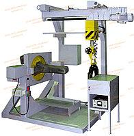 Комплекс устройств для дефектоскопирования корпусов автосцепки