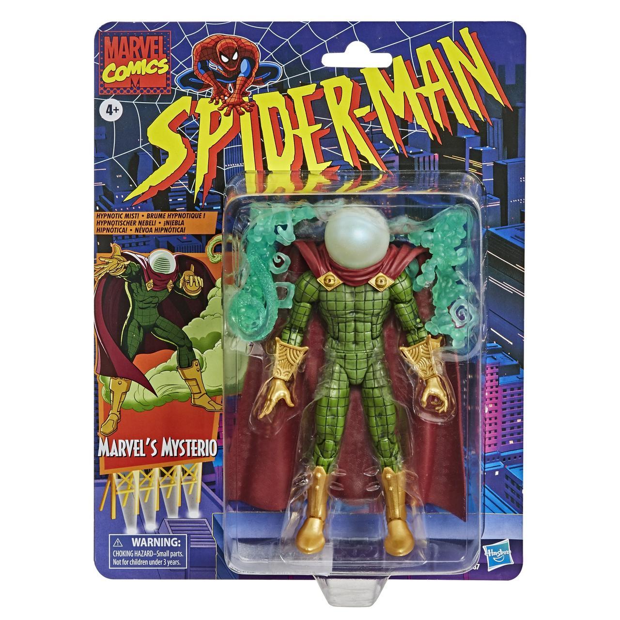 Marvel Legends Misterio - Spider-Man