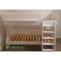 Как выбрать двухъярусную кровать для девочки