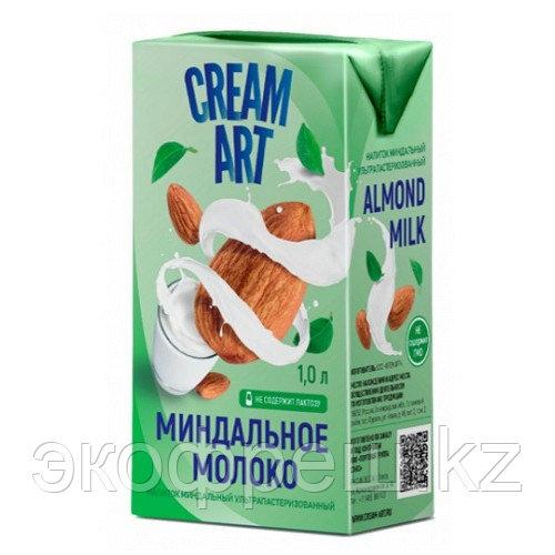 Creamart миндальное молоко, 1л