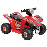 Электроквадроцикл Bugati, красный