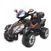 Электроквадроцикл Bugati, черный