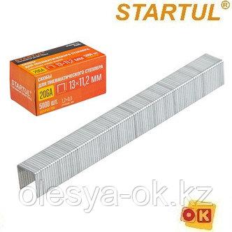 Скобы тип 20GA/53F 13мм (5000шт) STARTUL PROFI, фото 2
