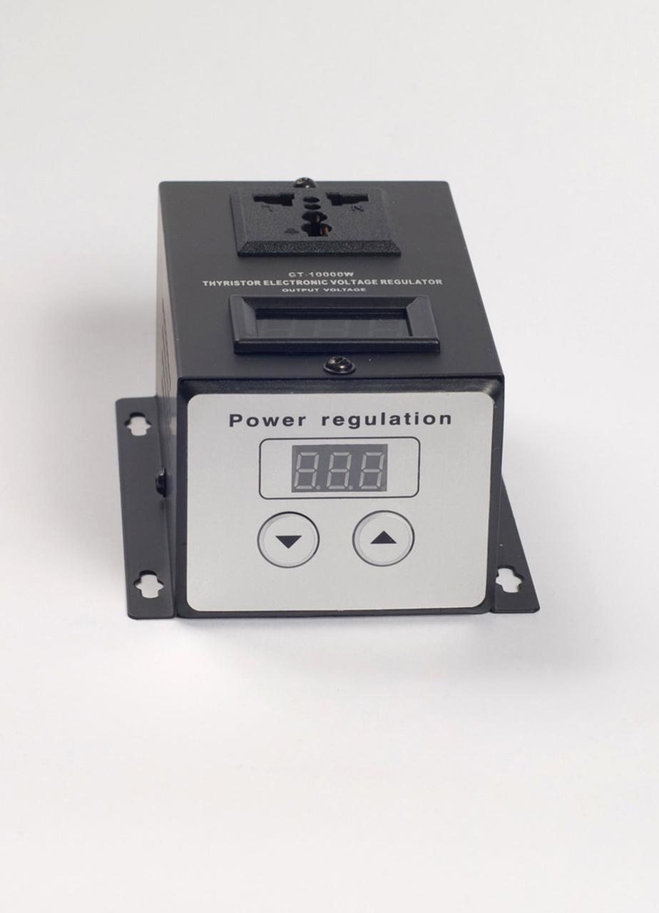 Регулятор мощности 10 кВт/220 Вт для электроТЭНа
