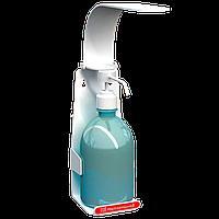 Дозаторы для спиртовых антисептиков, различных дезинфицирующих средств и жидкого мыла