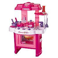 Детская кухня, игровой набор Kitchen 76*44*61см
