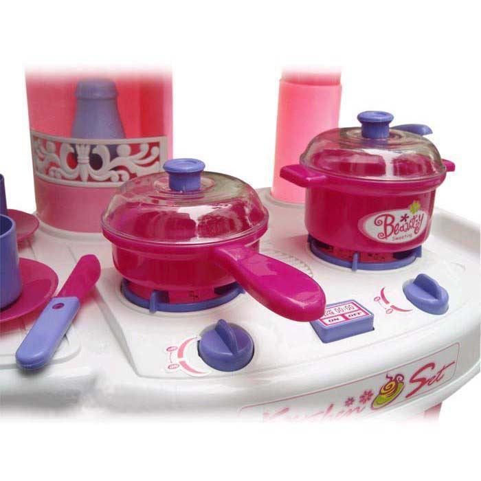 Детская кухня, игровой набор Kitchen 76*44*61см - фото 5