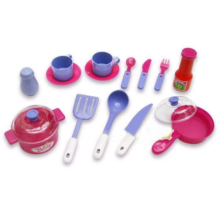Детская кухня, игровой набор Kitchen 76*44*61см - фото 3