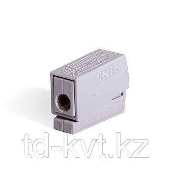 Клеммы Wago для осветительного оборудования (с контактной пастой) 224–111