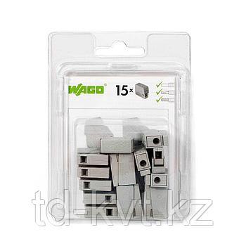Мини-упаковка клемм Wago для осветительного оборудования (без контактной пасты) 224–101/996-015