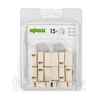 Мини-упаковка клемм Wago для осветительного оборудования (без контактной пасты) 224–112/996-015
