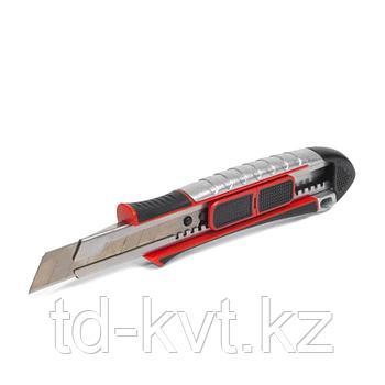 Нож строительный монтажный с выдвижным секционным лезвием НСМ-17