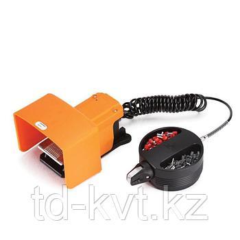 Настольный пневматический кримпер для обжима втулочных наконечников AC-100T
