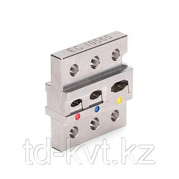Матрица для обжима кольцевых изолированных наконечников для машины EC-65 EC I0560