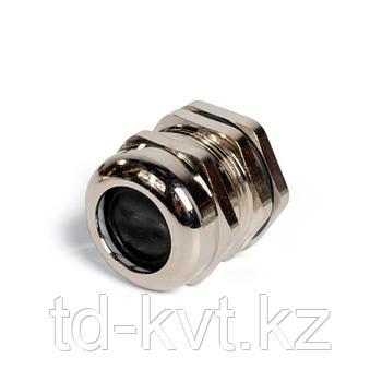 Латунные герметичные кабельные вводы PG-M-21