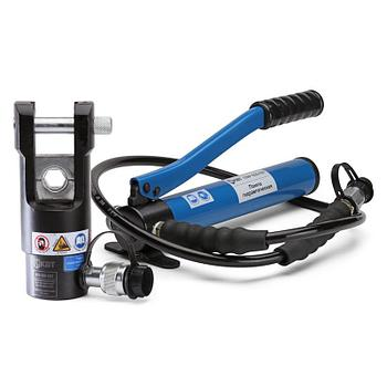 Пресс гидравлический помповый ПГП-300