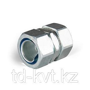 Фитинги для металлорукава и трубы СММ