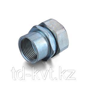 Фитинги для металлорукава и трубы СТМ(Р)