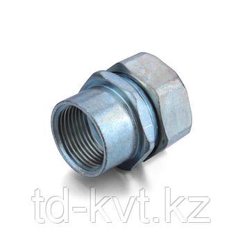 Муфты соединительные резьбовые «труба-металлорукав» СТМ(Р)-38