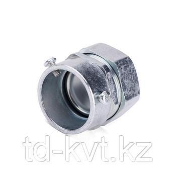 Муфты соединительные винтовые «труба - металлорукав» СТМ(В) 25