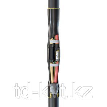 Соединительная кабельная муфта для кабелей с резиновой изоляцией с нулевой жилой уменьшенного сечения до 1кВ
