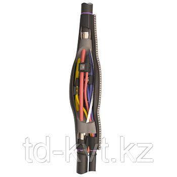 Ответвительная кабельная муфта для кабелей с пластмассовой изоляцией до 1кВ 5ПТО-1-50/95-4/35