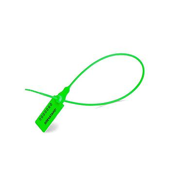 Пломбы пластиковые универсальные Универсал-320 (зел)