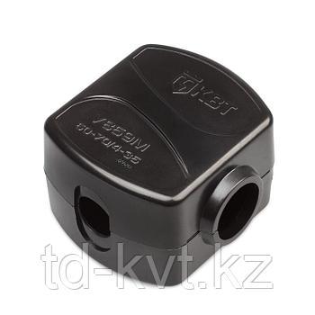 Сжим ответвительный для кабелей сечением 50-70/4-35 У859М