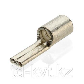 Наконечник кабельный штифтовой медный луженый по DIN НШП 2.5–12