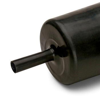 Термоусадочная трубка с клеевым слоем и коэффициентом усадки 6:1 ТТ-(6х)-235/40, черн
