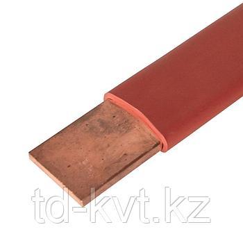 Термоусадочная трубка для изоляции шин напряжением до 35 кВ ТТШ-35-150/60, кирп-кр