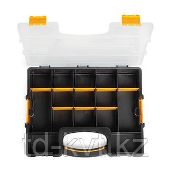 Кейс органайзер с модульными секциями К-03