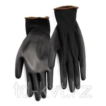 Перчатки нейлоновые с полиуретановым покрытием С-38XL