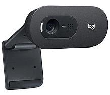 Logitech 960-001372 Веб-камера C505e формата HD 720p с микрофоном большого радиуса действия