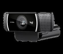 Logitech 960-001088 Веб-камера HD Pro C922 Pro Stream Full HD 1080p/30fps, 720p/60fps, автофокус