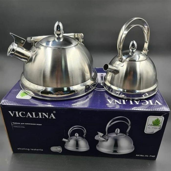 Набор чайников Vicalina (VL-7162)