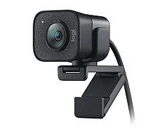 Logitech 960-001281 Веб-камера StreamCam Graphite с интерфейсом USB-C