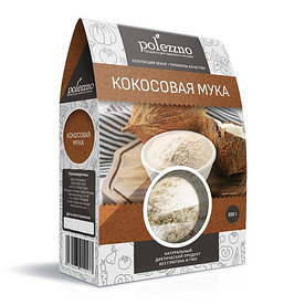 Polezzno мука кокосовая, 500 гр